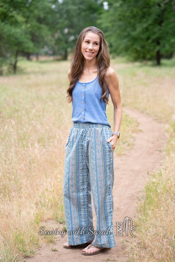 79fb63e67e Guest Post: Easy Summer Casual Wear – Sewing with Sarah